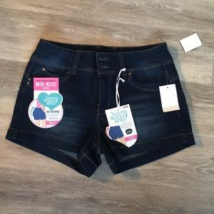 Junior jean shorts size 11
